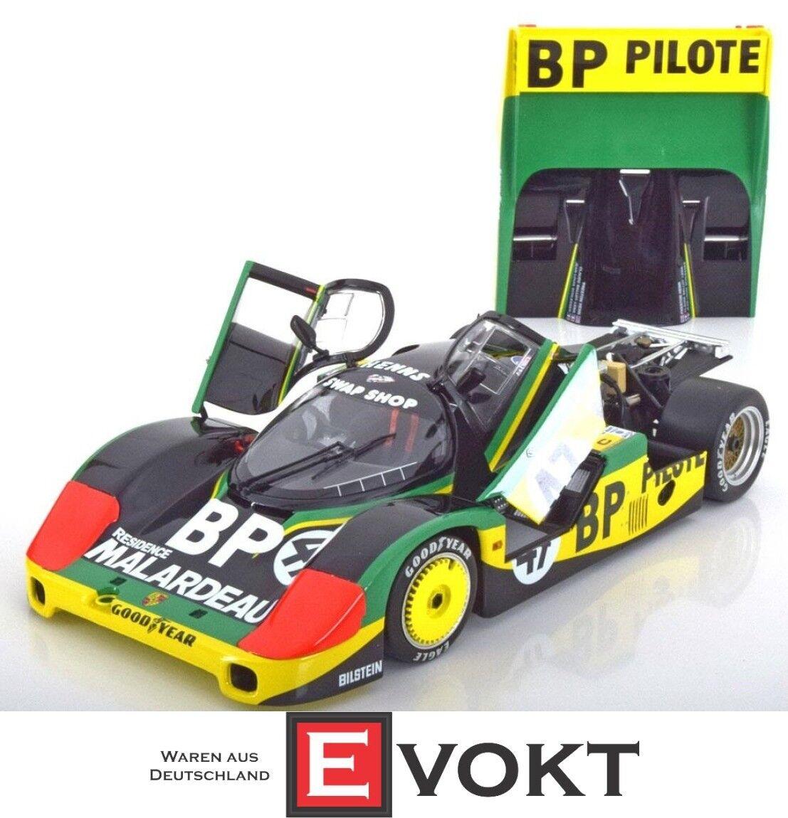 1 18 Minichamps PORSCHE 956L   47, 24h Le Mans 1983 BP