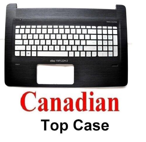CA Canadian TopCase for HP ENVY 17-N 17-N078CA 17-N178CA Keyboard