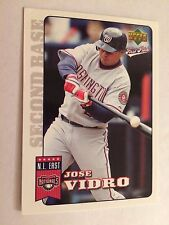2006 Upper Deck First Pitch #210 - Jose Vidro - Washington Nationals