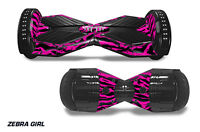 Skin Decal Wrap Stickers For Bluetooth Hover Board Scooters Fits Sense,q6 Zbra P
