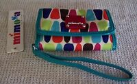 Mimosa By Rosetti Gummy Drops Wristlet Wallet Multi-colored $19