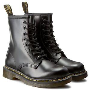 DR-MARTENS-ICONS-SMOOTH-scarpe-anfibi-stivaletti-stivali-donna-pelle-cuoio-zeppa