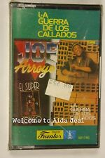 El Super Congo by Label: Dead Line Joe Arroyo 1991 (Audio Cassette Sealed)
