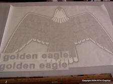 3M Hood  DECAL SET for 1977-80 GOLDEN EAGLE JEEP CJ7