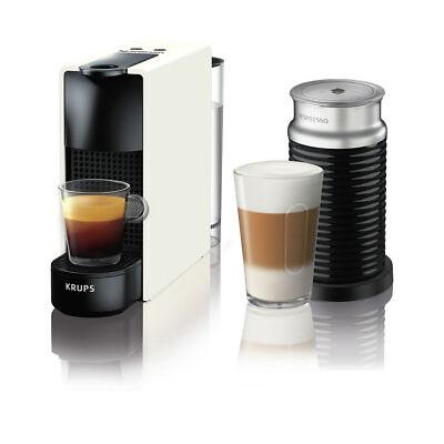 Krups Nespresso XN1111 Essenza Mini Kapselmaschinen Weiß