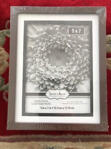 Special Moments Memories Collection 5x7 Photo Frame New 639277335753