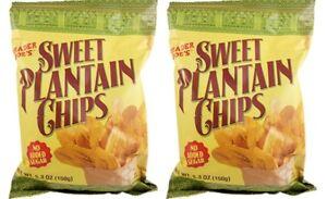 2-Packs-Trader-Joe-039-s-Sweet-Plantain-Chips-5-3-OZ-Pack