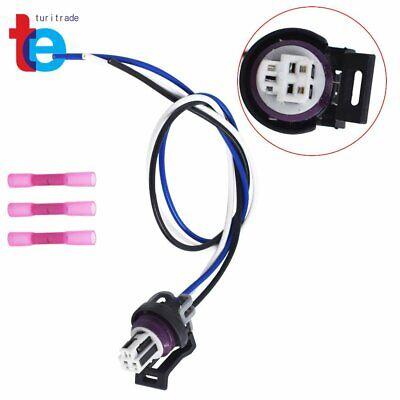 For Ford 6.0L 7.3L Powerstroke 2PCS ICP EBP Sensor Repair Harness Plug Pigtail