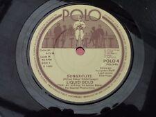 LIQUID GOLD : Substitute - Substitute ( Instrumental ) :  POLO 4 : 1980
