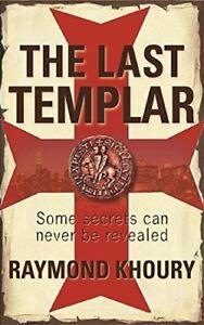 Acceptable-The-Last-Templar-Raymond-Khoury-Book