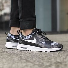 new style a8d87 5418b Nike Air Max Thea Print Womens Size 8 Shoes White SNEAKERS ...