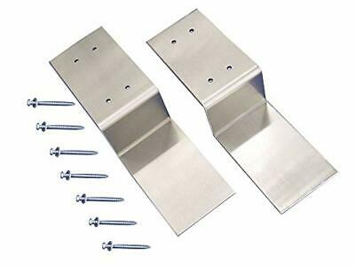 Drop Open Bar Security Door Lock Bracket Brackets Fits 2x4 ...