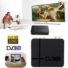 Digital Terrestrisch Empfänger Receiver DVB-T2 STB Set Top Box HD 1080P USB PVR