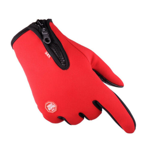 Men/'s Women Outdoor Winter Ski Warm Gloves Motorcycle Touch Driving for iPhone