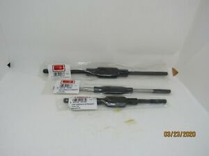 3PC HARDENED /& TEMPERED JAWS TAP HANDLE SET  #MTS2238