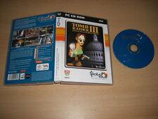 TOMB RAIDER III 3 avventure di Lara Croft PC CD ROM così-Spedizione Veloce