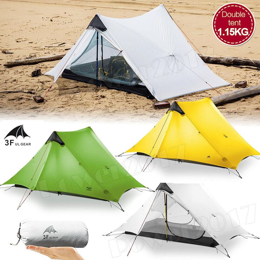 Lichtgewicht Rugzak Camping Tent WaterBesteendig Room Buitenshuis Hiking Rugzak Nieuw
