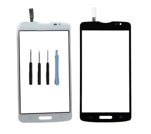 For-LG-Optimus-L80-D373-Front-Top-Touch-Screen-Digitizer-Glass-Panel-Quality-A