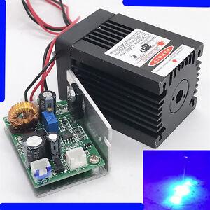 Engraving-3W-3-5W-450nm-Blue-laser-Module-TTL-Cut-Burning-Gift-Goggle