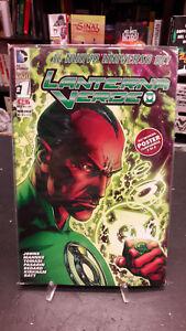 Lanterna-Verde-New-52-lotto-1-45-con-primi-2-cofanetti-e-13-variant-Lion-DC