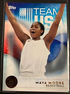 Maya-Moore-2016-Topps-Team-USA-BRONZE-Basketball-74