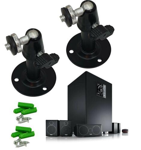 2 Halterung speaker wandhalterung Teufel Concept E 450 Konzept C Cosmo 35 Mk3 25
