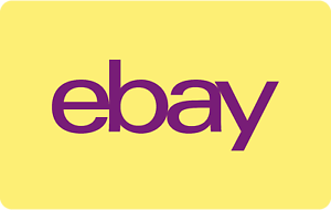 eBay Gift Card - $100 Mail Delivery