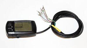 DIGITAL Display PANASONIC 36 VOLT LCD Speed-Läufer E-Bike Controler
