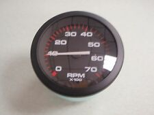 Teleflex Amega Tachometer 7000 RPM #58255p