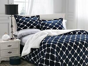 3-PC-Bloomingdale-Faux-Fur-Sherpa-Reversible-Down-Alternative-Comforter-Navy