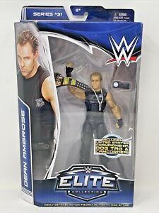 New WWE Dean Ambrose Elite Collection Series #31 Dog Tag Belt Camcorder