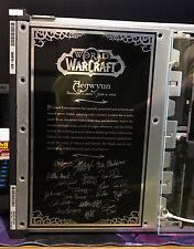 World of Warcraft Retired Aegwynn-US Server Blade