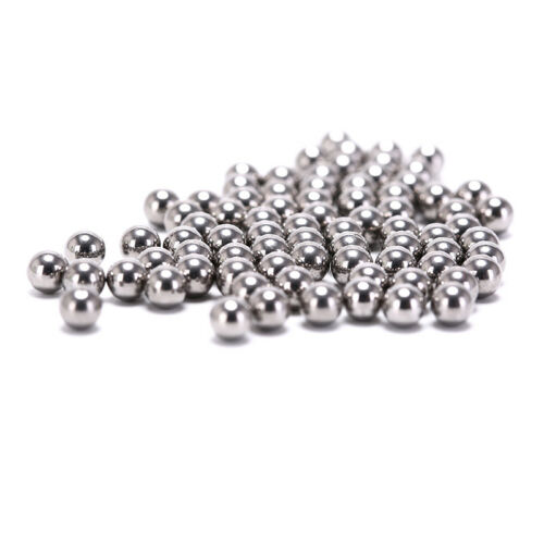 80pcs 4mm Hunting Slingshot Steel Balls High-carbon Steel Shooting And Huntin~GN