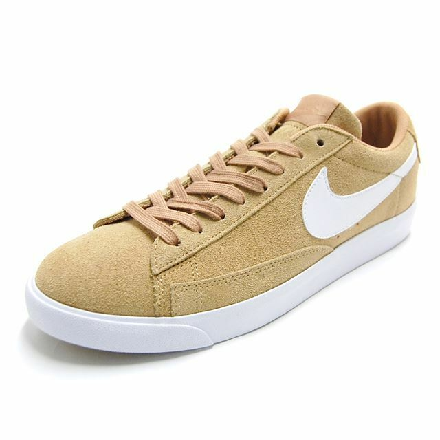 Nike Men Blazer Low '09 ND Casual Shoes Elemental Gold 371760-700 US7-11 04'