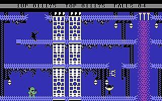 Bruce Lee, Commodore 64
