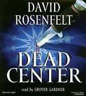 Dead Center by David Rosenfelt (CD-Audio, 2006)