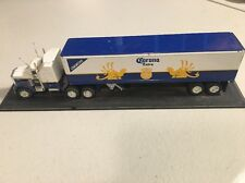 Matchbox Kenworth Aerodyne Truck and Trailer Corona Extra 1:100