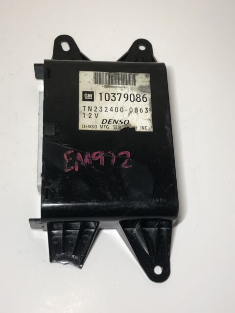 ACDelco 10379086 GM Original Equipment Body Control Module