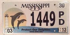 Dolphins license plate Lighthouse Dolphin Cetacea Ocean animal Seaworld Flipper
