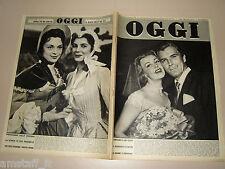OGGI=1954/27=ARLENE DAHL=FERNANDO LAMAS=MILLY VITALE=MIRIAM BRU=MARIO SOLDATI=