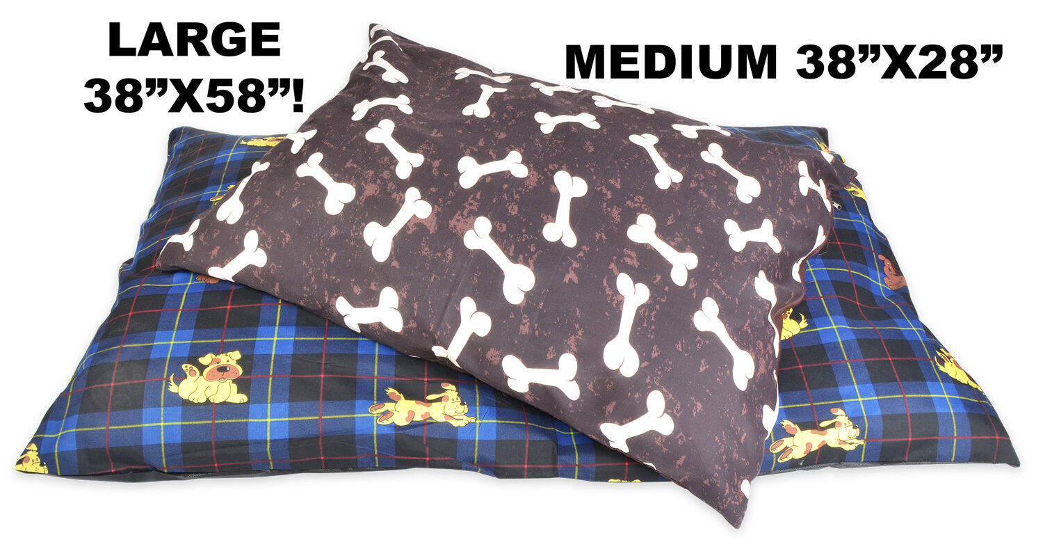 Medium and and and Large Cotton Cushion Bundles (Wholesale) 484a67
