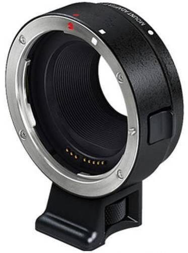 adaptador Adaptador de lente para Canon EF /& EF-S objetiva en Sony EF-NEX cámara