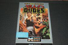 Bad Dudes Data East 1988 classic arcade IBM PC Game Complete in Box RARE