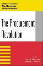 The Procurement Revolution