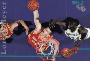 1995-CLASSIC-ROOKIES-SNAP-SHOTS-LOREN-MEYER-BASKETBALL-CARD
