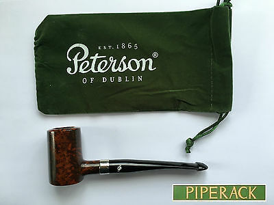 NEW Peterson Tankard Pipe Smooth Finish Dublin Bowl