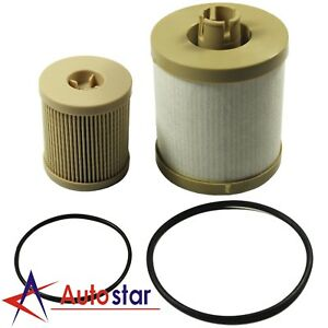 Peachy Details About New Fuel Filter For Ford Diesel 6 0 F250 F350 F450 Powerstroke Fd4604 Fd4616 Wiring Cloud Peadfoxcilixyz