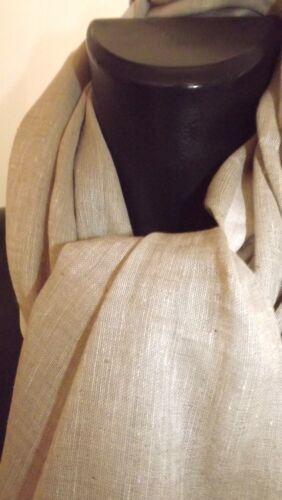 180x75 Primavera Lino Autentica Logo In Cotone Sciarpa Cm Estate Bikkembergs IX0Tq6wA