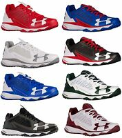 Under Armour Men's Deception Trainer Elite Baseball Turf Lifestyle Sneakers