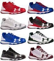 Under Armour Men's Deception Trainer Elite Baseball Turf Lifestyle Sneakers
